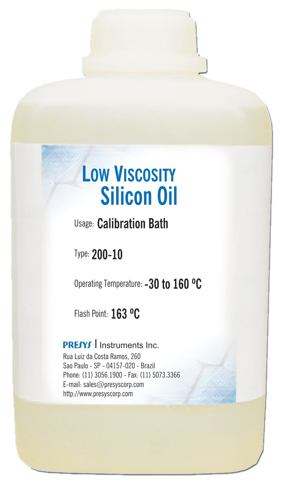 Photo: Силіконове масло Low Viscosity Silicon Oil 200-10